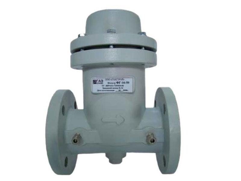 Фильтр газовый ФГ-ПР Ду 80 Ру 16