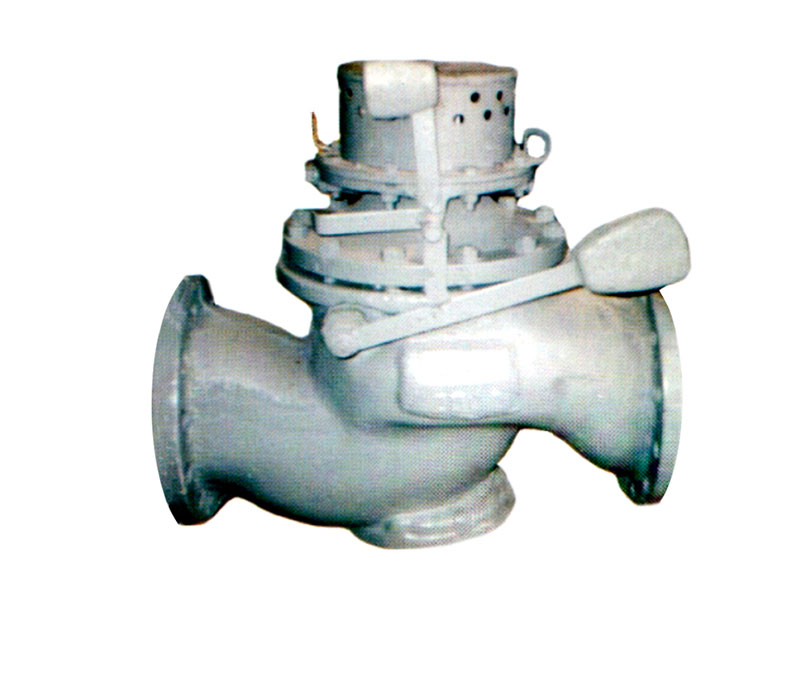 Клапан электромагнитный предохранительно-запорный, класс герметичности А