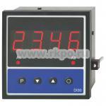 Цифровой индикатор для монтажа в панель DI30 фото 1
