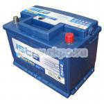 Аккумуляторная батарея 6СТ-66А2 фото 1