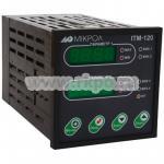 Двухканальный микропроцессорный индикатор ИТМ-120У - фото