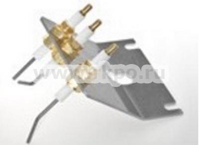 Блок электродов розжига и контроля пламени серия код 1443-630 фото 1