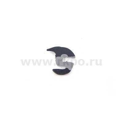 Уплотнитель стекла заднего кабины ЮМЗ 45Т-6706013 (L-3800мм)