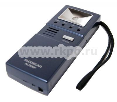 Специальный алкотестер AlcoScan AL 1100 фото 1