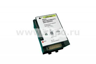 Блок управления БДКр для АВ3000С