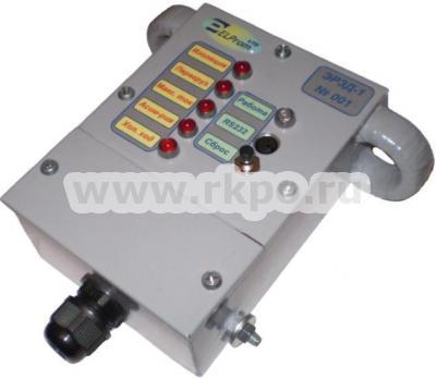 Электронное реле защиты двигателя (ЭРЗД) фото 1