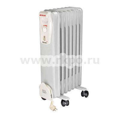 Электрорадиатор маслонаполненный ЭРМПБ-1,25