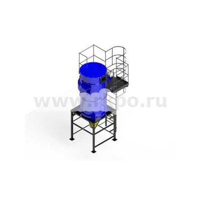 Рукавные фильтра Модель ФРЦП2