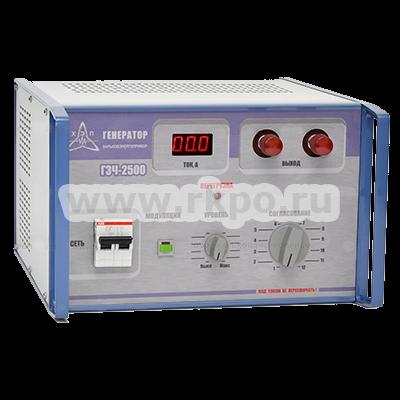 Генератор звуковых частот ГЗЧ 2500 фото1
