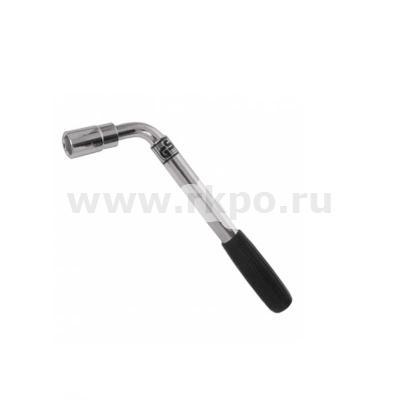 Ключ баллонный телескопический 17/19, 21/23 мм INTERTOOL HT-1605