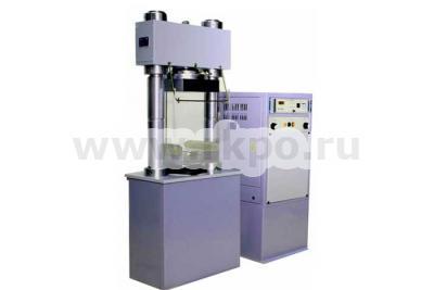 Фото машины гидравлической ИП 6084-1000