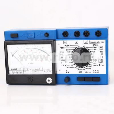 Прибор электроизмерительный многофункциональный Ц4342М1 фото 1