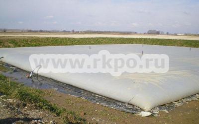 Резервуар для КАС, жидких удобрений Гидробак 100 м.куб. фото 1