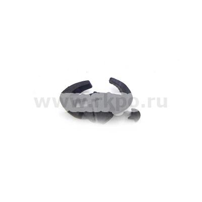 Уплотнитель стекла лобового ЮМЗ 45Т-6700011 (ПР-015) с замком НТ-8 (L-3850мм)