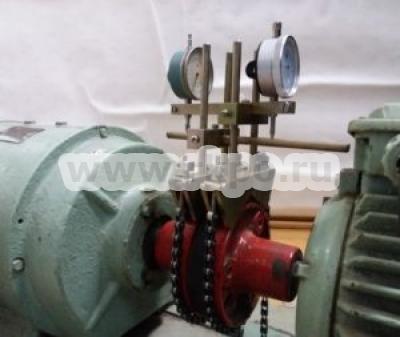 Устройство выверки соосности валов УВС-1 фото1